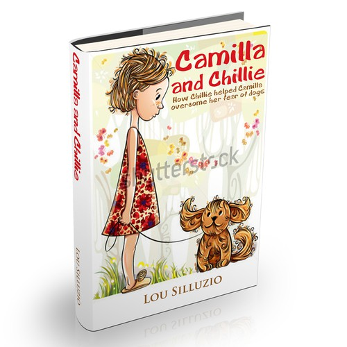 CAMILLA and Chilli by Lou Silluzio