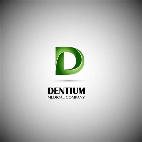 Logo for a Dental Equipment Distributor