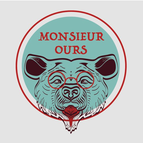 Logo Concept for Monsieur Ours