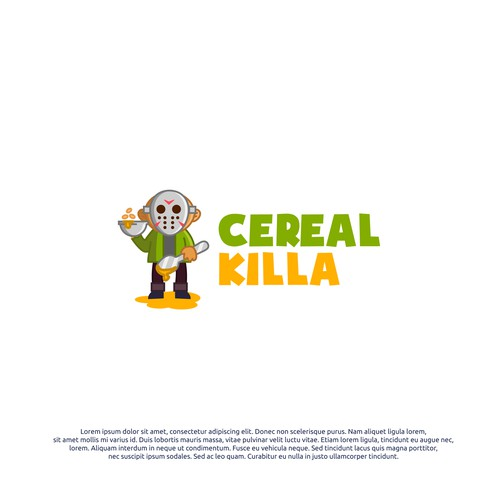 Logo concept for cereal killa