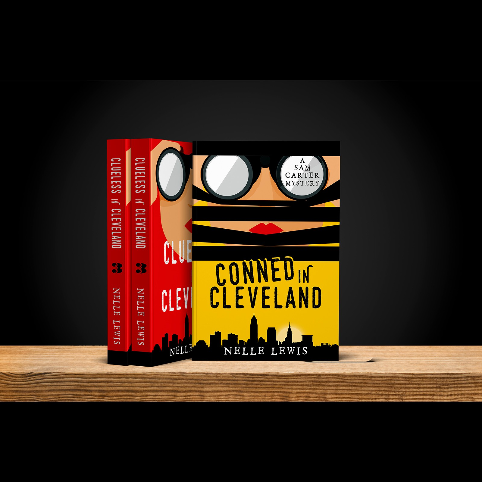 Conned In Cleveland Back Cover Edit