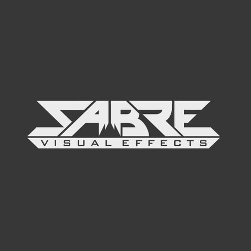 Sabre logo design