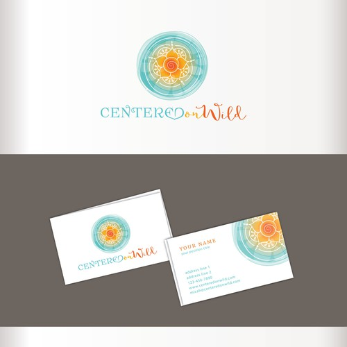 logo design for a team/organisation which provide transformational retreats and workshops.