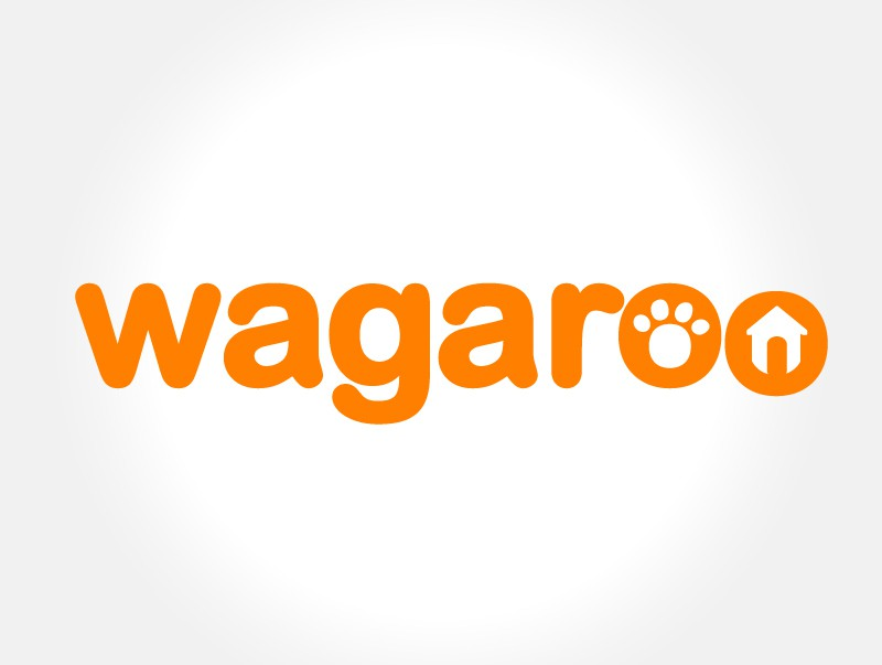 Wagaroo - online tool connecting people to pets needs a logo