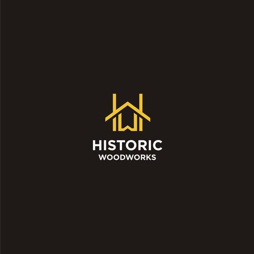 HW letter logo