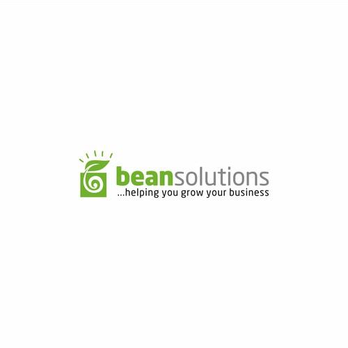 Bean Solutions Logo concept