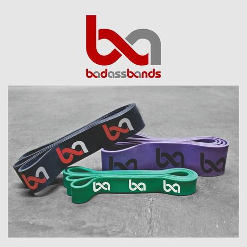 initiation Logo for BadAssBands