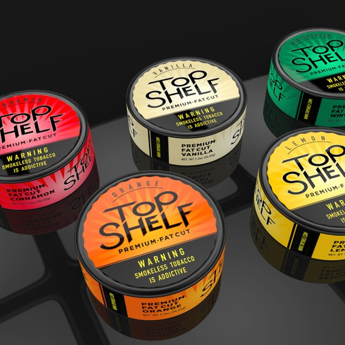 Top Shelf - Chewing Tobacco