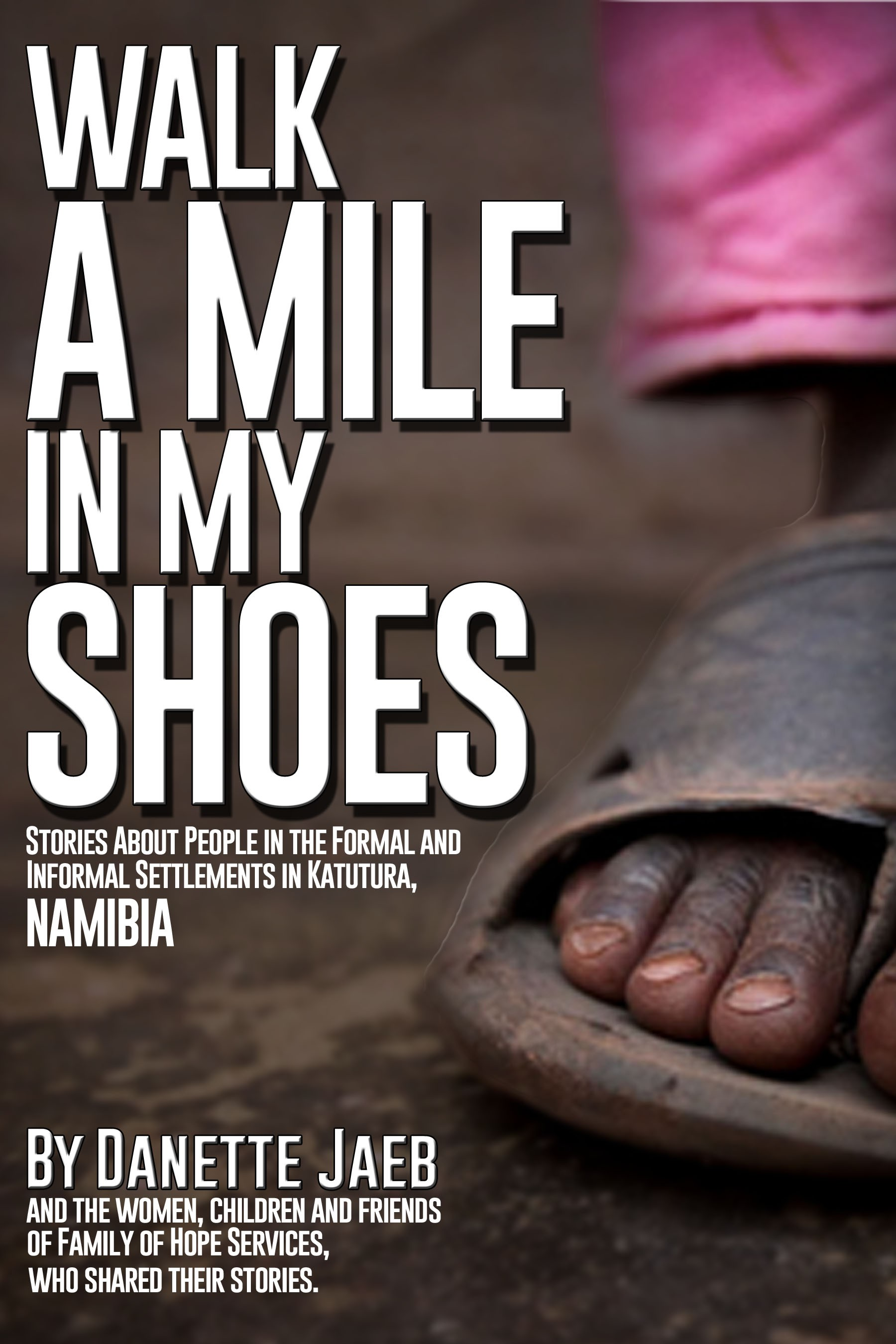 Please help me raise money for vulnerable kids in Namibia.