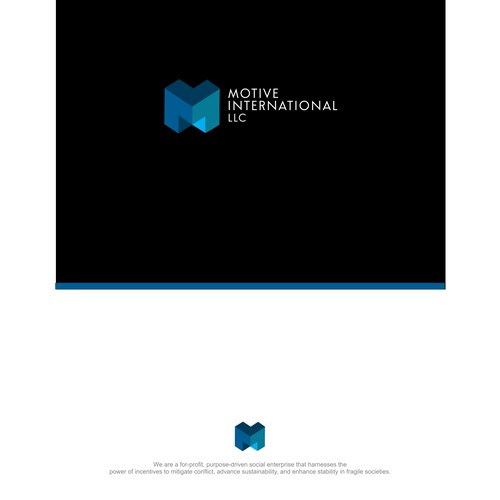 Logo Concept for Motive International
