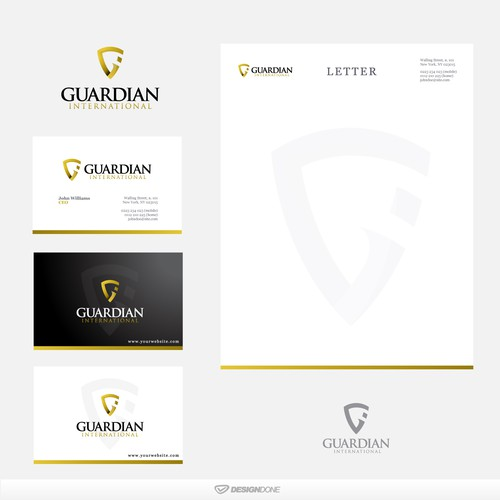 GuardianInternational Stationary