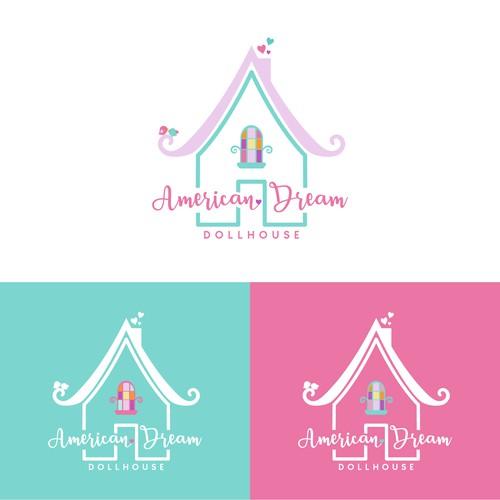 American Dream Dollhouse
