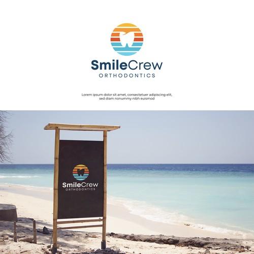 Logo for an orthodontics office.