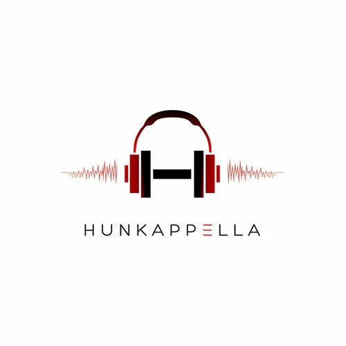 UNIQUE LOGO FOR HUNKAPPELLA