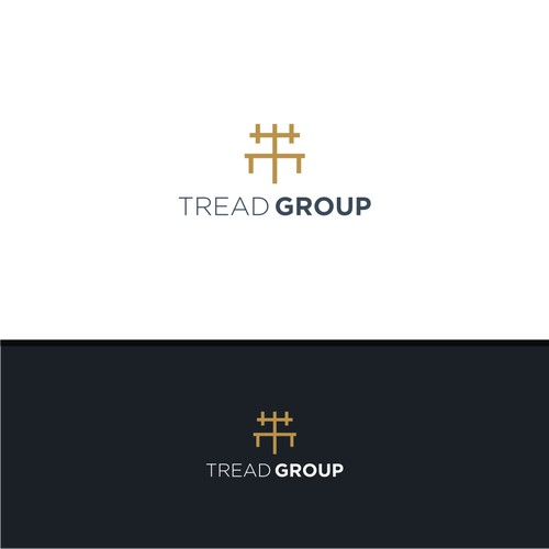 Create a logo for Tread Group without treading the obvious