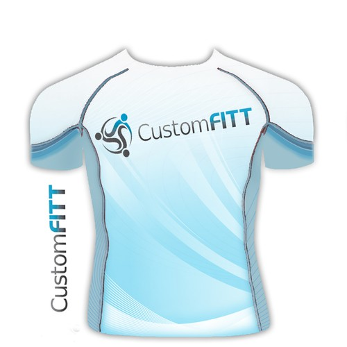 CustomFITT needs a new t-shirt design