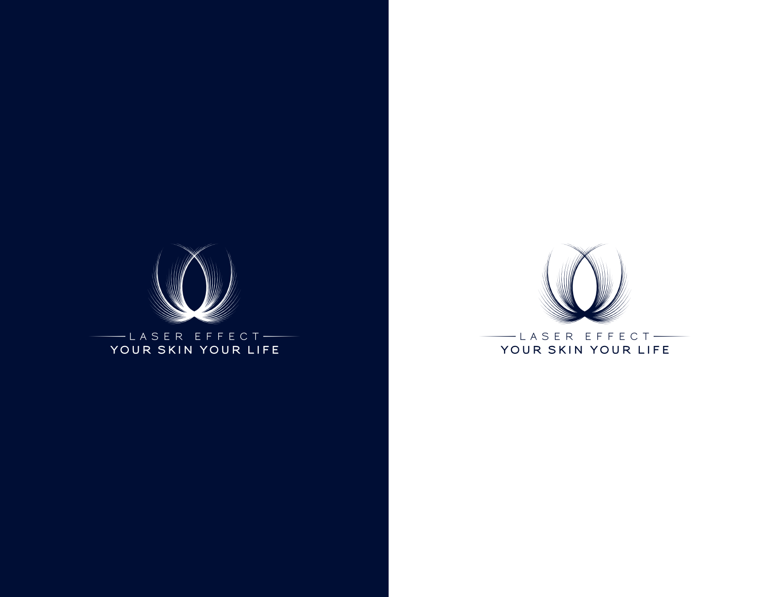 Design a logo that conveys strength but also has warmth and softness.