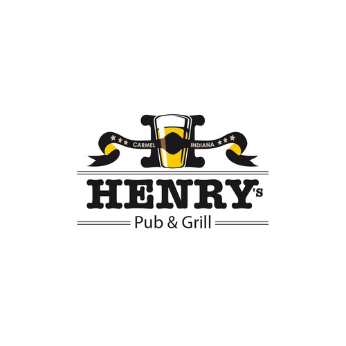 Restaurant Logo Needed for our Upscale Pub & Grill!