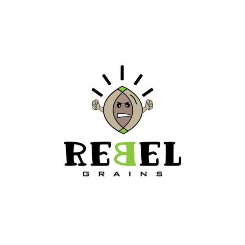 Rebel Grains Logo