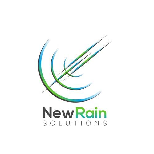 Logo for New Rain Solutions [inspiration uploaded]