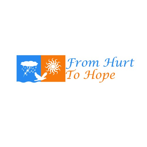 "Help ""From Hurt to Hope"" with a logo refresh"