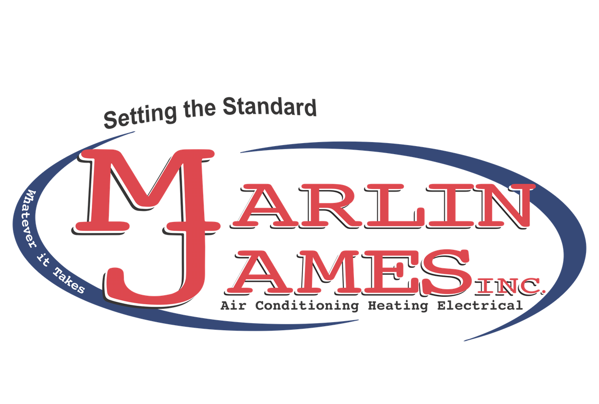Marlin James logo