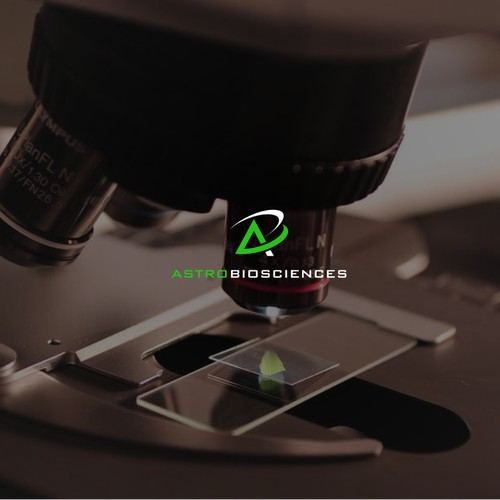 Lettermark logo for AstroBiosciences