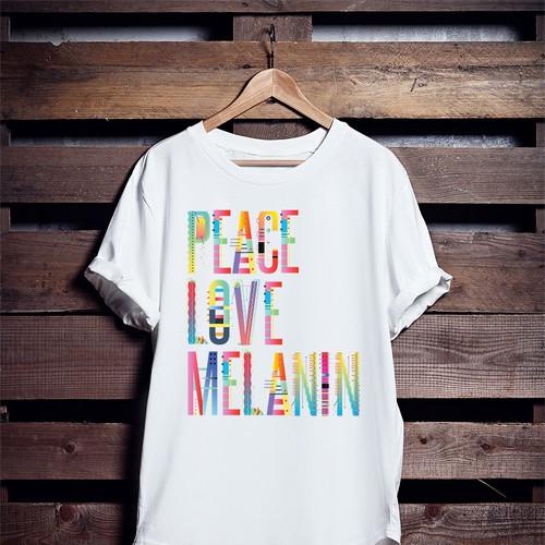 Joyful (retro) t-shirt design