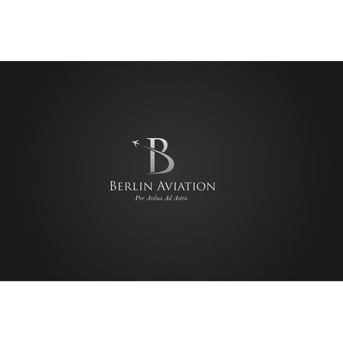 Help Berlin Aviation with a new logo