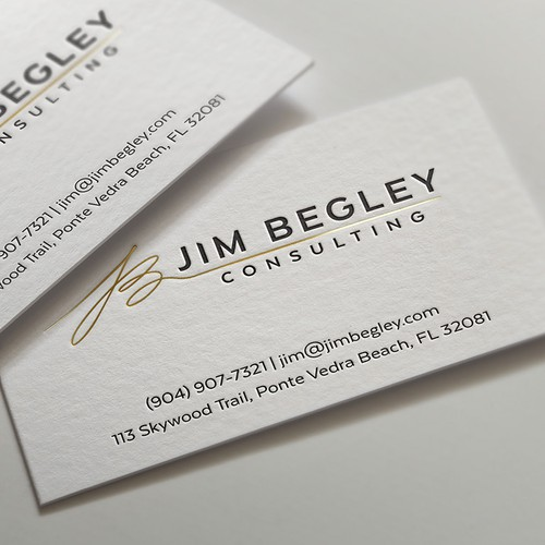 Jim Begley Consulting