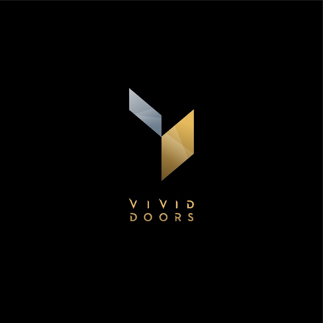 Create logo for our VIVID DOORS - High end cabinety Door Range
