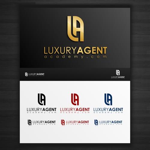 logo for LuxuryAgentAcademy.com