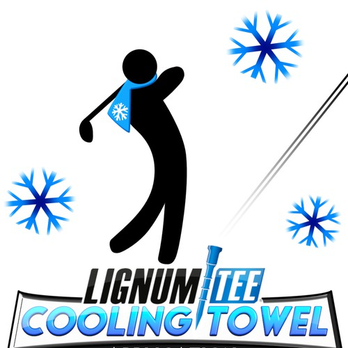 Cool cooling towel concept!