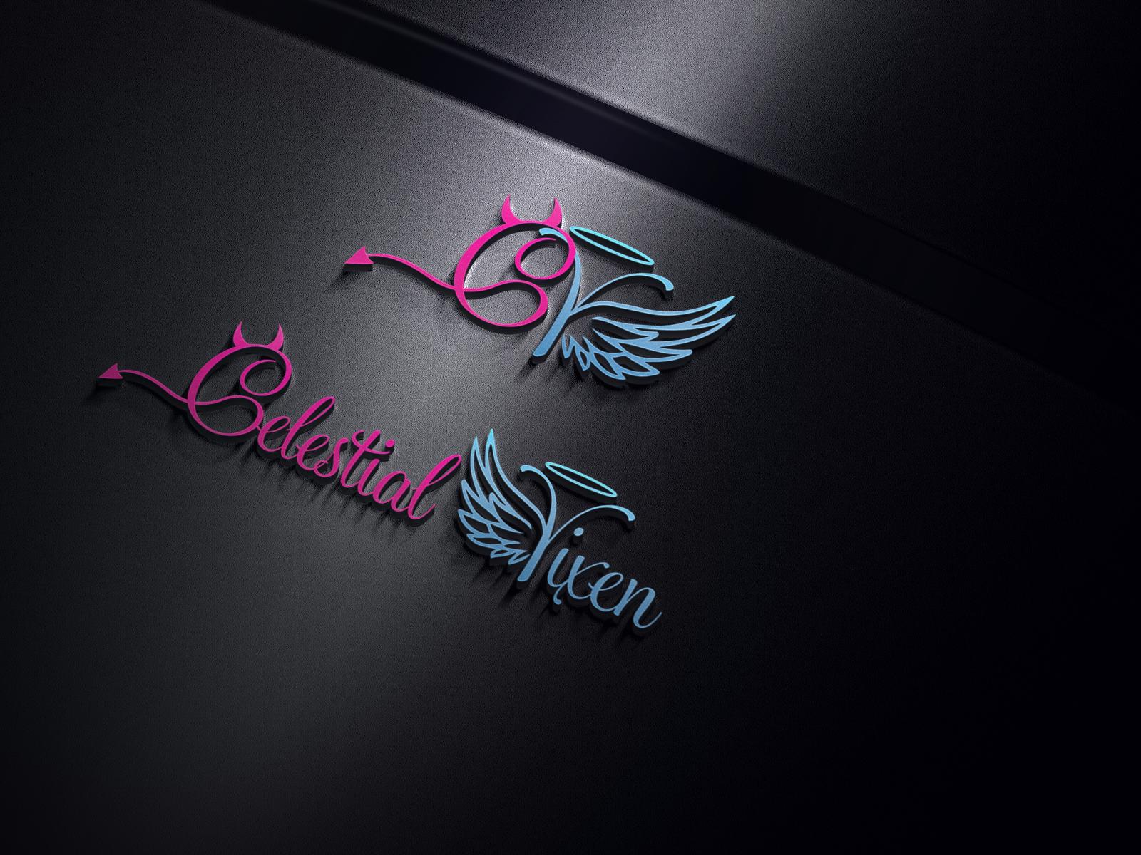 Celestial Vixen needs a new logo