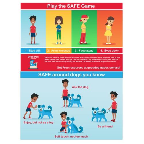 Help Make Dog Bite Prevention Fun for Kids
