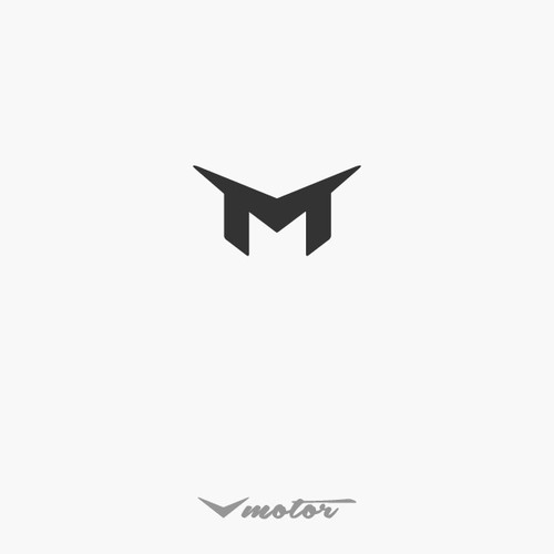 Create the logo and logo icon for Motor, the next biggest clothing brand to compete with Diesel
