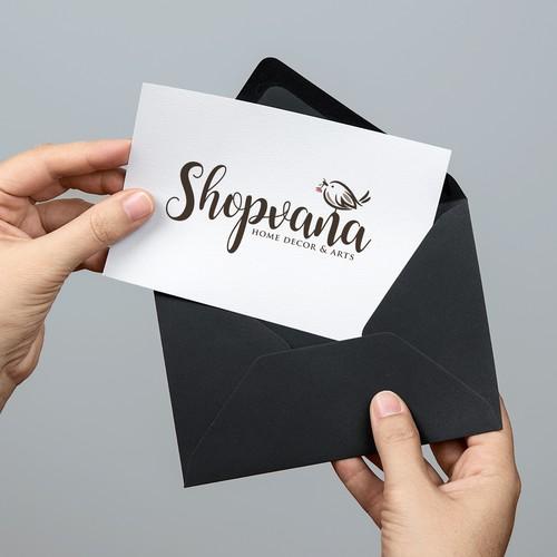Logo Design for Shopvana