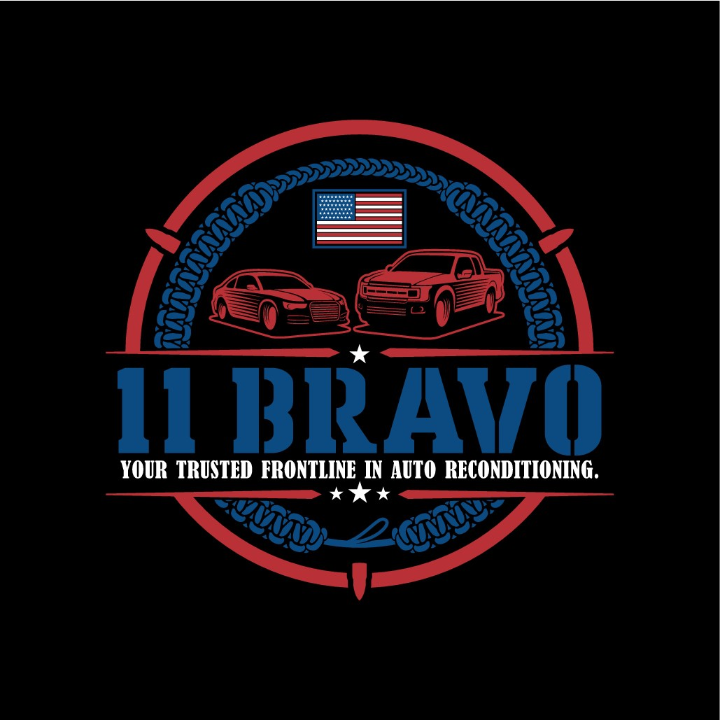 U.S. ARMY VET needs patriotic logo for auto service start up