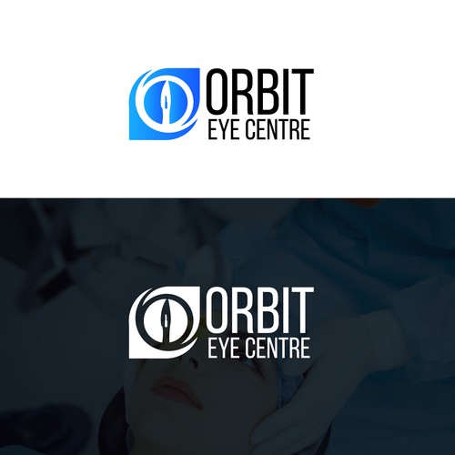 Orbit Eye Center Logo