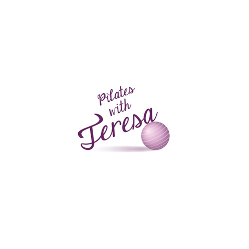 Help Pilates with Teresa with a new logo