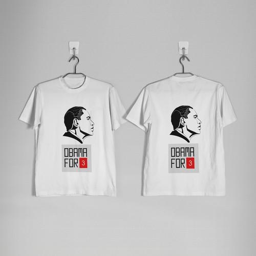 T-Shirt Design / Contest entry
