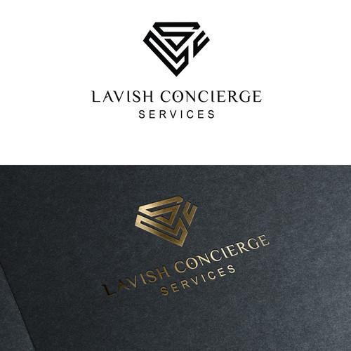 LCS logo design