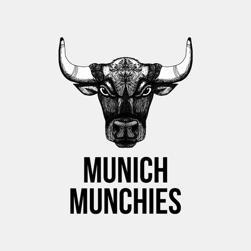 Munich Munchies Logo Design