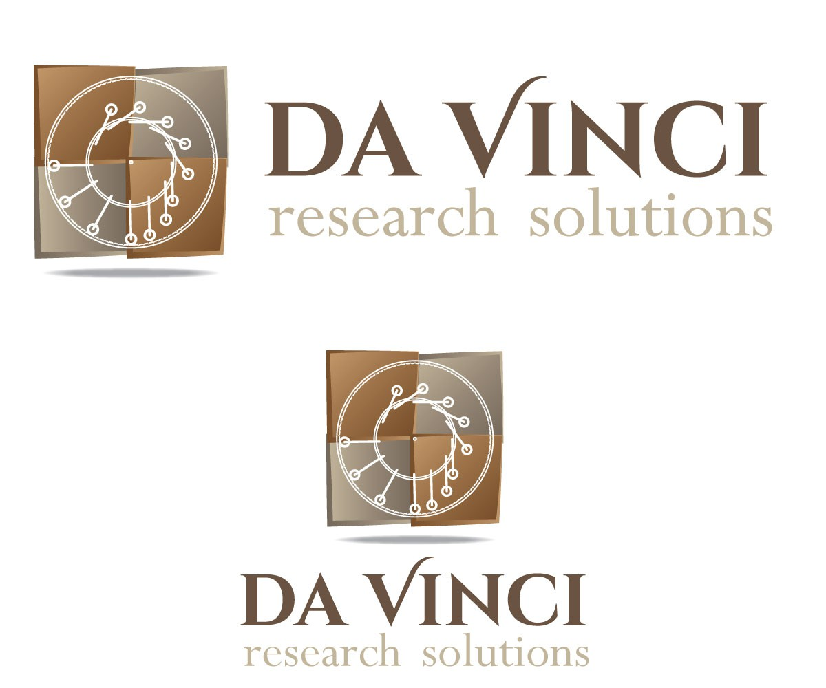 logo for Da Vinci Research Solutions (DRS)