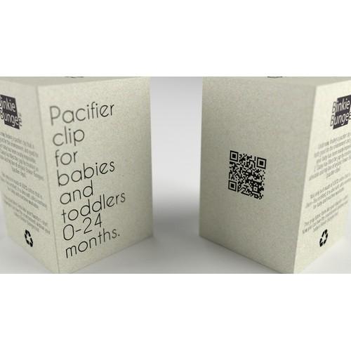 Binkie Bungee Packaging