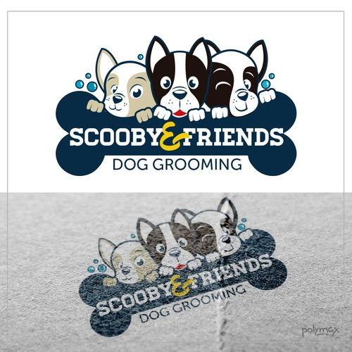 Scooby & Friends Logo