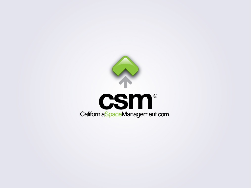 Help California Space Management, Inc. with a new logo