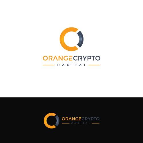 Orange Crypto Capital Logo
