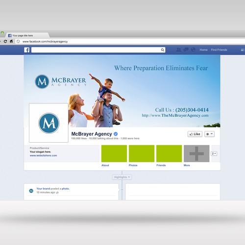 Mcbrayer Agency Facebook Cover