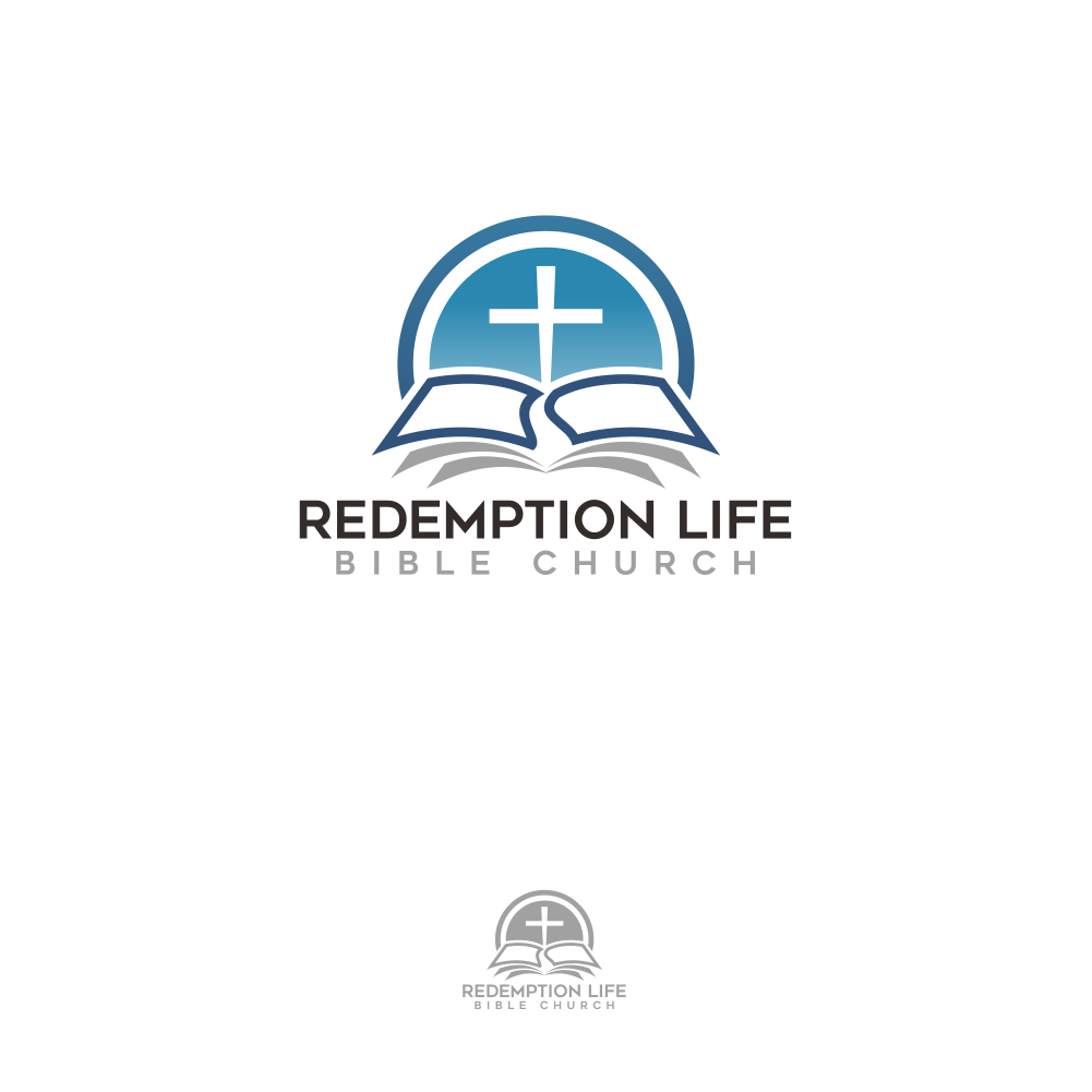 Redemption Life Bible Church needs a modern minimalist logo!